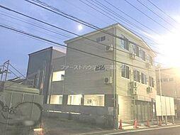 JR中央本線 国分寺駅 徒歩15分の賃貸アパート