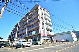 福岡県北九州市小倉南区横代北町4丁目の賃貸マンションの外観