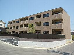 宮城県仙台市青葉区荒巻字坊主門の賃貸マンションの外観