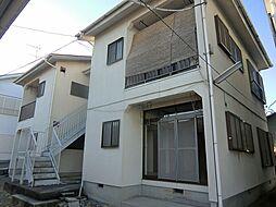 タウンハウス中島1号棟[7号室]の外観