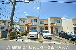 [テラスハウス] 大阪府枚方市村野本町 の賃貸【/】の外観