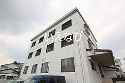 岡山県岡山市北区新屋敷町2丁目の賃貸マンションの外観