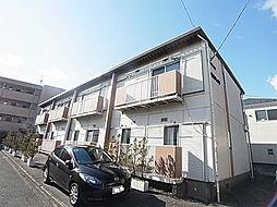 竹内ハイツ第1[203号室]の外観