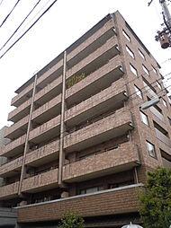 グラビスコート三条堺町[201号室]の外観