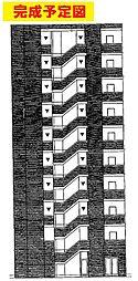 (仮)八幡町マンション[0803号室]の外観