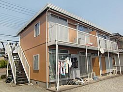 岸田荘[1階]の外観