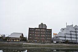 徳島県徳島市吉野本町6丁目の賃貸マンションの外観
