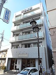 埼玉県川越市中原町1丁目の賃貸マンションの外観