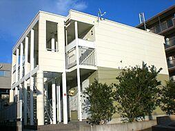メルスィーコリンヌ[1階]の外観