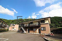 パディ・ハウス三浦B[201号室]の外観