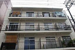 松本マンション[4階]の外観