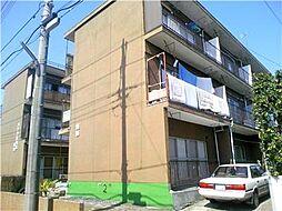 東京都八王子市川口町の賃貸マンションの外観