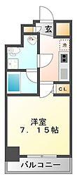 セレニテ江坂壱番館[14階]の間取り