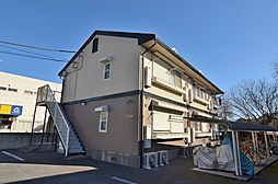 サンフラッツ東久留米B棟[2階]の外観
