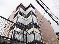 大阪府大阪市住吉区墨江4丁目の賃貸マンションの外観