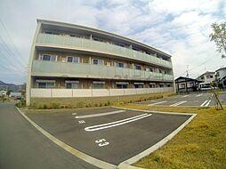 兵庫県宝塚市山本丸橋2丁目の賃貸マンションの外観