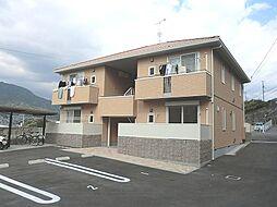 エクレールC[2階]の外観