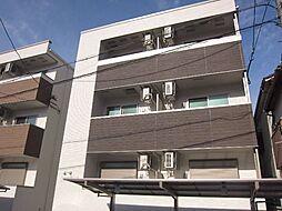 フジパレス山之内X番館[2階]の外観