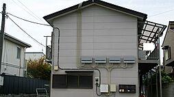 埼玉県羽生市南羽生1丁目の賃貸アパートの外観