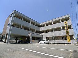 兵庫県加古川市野口町坂井の賃貸マンションの外観