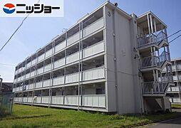 ビレッジハウス富木島 3号棟[4階]の外観