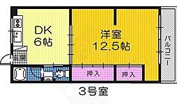 三国ヶ丘駅 5.0万円