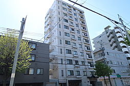 北海道札幌市豊平区豊平三条7丁目の賃貸マンションの外観