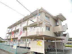 静岡県焼津市大村新田の賃貸マンションの外観