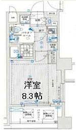 レオンコンフォート本町東[12階]の間取り