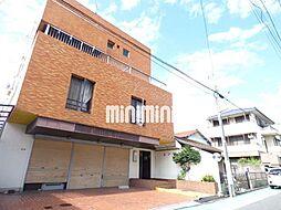 愛知県名古屋市北区生駒町6丁目の賃貸マンションの外観