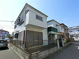 千葉県千葉市若葉区桜木1丁目の賃貸アパートの外観