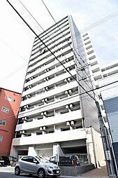 エステムプラザ難波ウエストIIプレディア[11階]の外観