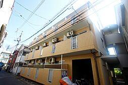 広島県広島市南区翠1丁目の賃貸マンションの外観