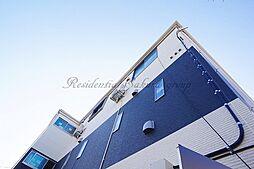 神奈川県鎌倉市玉縄1丁目の賃貸アパートの外観