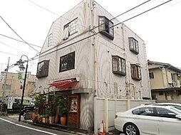 東京都狛江市岩戸北4丁目の賃貸マンションの外観