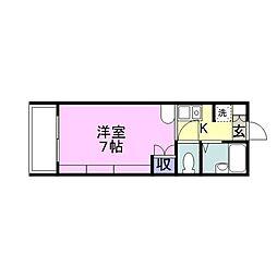大在駅 2.4万円