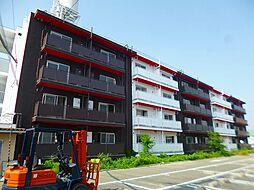 大阪府富田林市若松町4丁目の賃貸マンションの外観