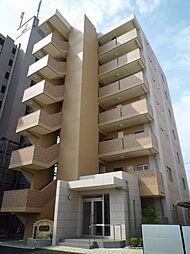 広島県福山市東深津町3丁目の賃貸マンションの外観