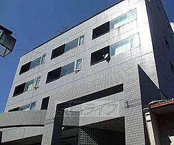 京都府京都市中京区三条通油小路東入塩屋町の賃貸マンションの外観