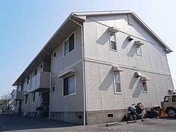 ボヌールK[1階]の外観