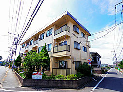 東京都小平市大沼町4丁目の賃貸マンションの外観