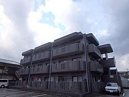 鹿児島県鹿児島市中山2丁目の賃貸マンションの外観