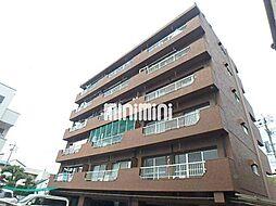 ハニリリカマンション[3階]の外観