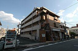 奈良県奈良市芝辻町4丁目の賃貸マンションの外観