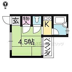 墨染駅 2.0万円