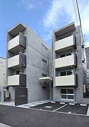 北海道札幌市白石区東札幌一条2丁目の賃貸マンションの外観