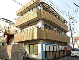 宇田川ハイツ[2階]の外観