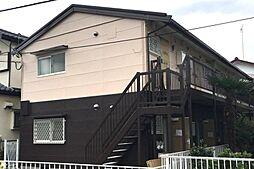 神奈川県相模原市緑区橋本5丁目の賃貸アパートの外観