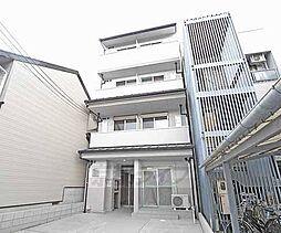 京都府京都市上京区一条通千本東入泰童町の賃貸マンションの外観