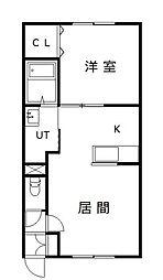 新築 MODE A[1階]の間取り